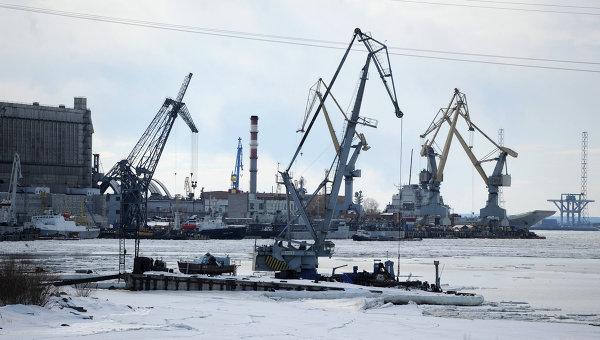 ОАО Производственное объединение Севмаш. Архивное фото