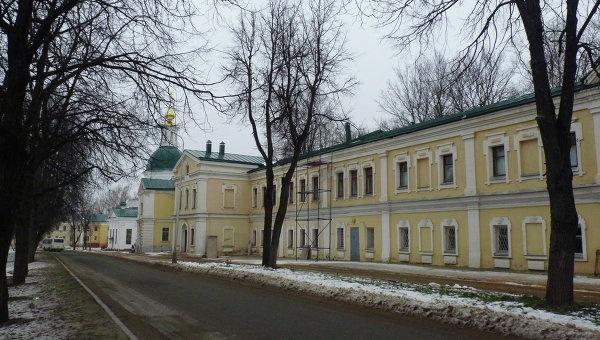 Город Саров (он же Арзамас 16, он же Кремлев). Архивное фото