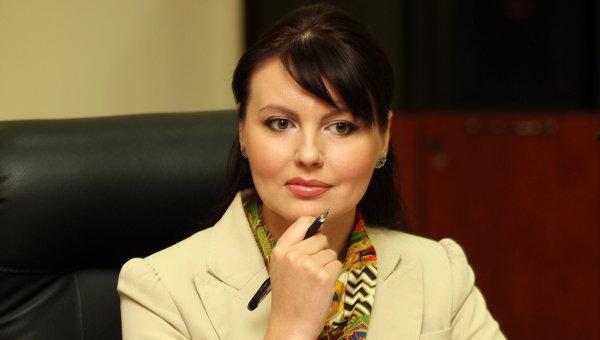 Глава МИД ПМР Нина Штански