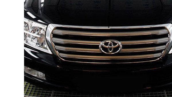 Toyota. Архивное фото