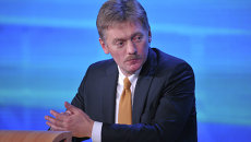 Пресс-секретарь президента РФ Дмитрий Песков. Архив