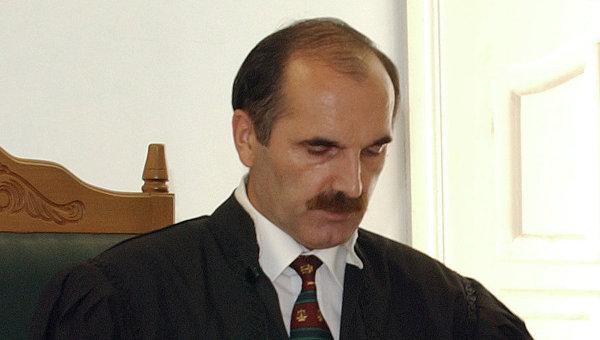 Судья Верховного суда Дагестана Магомед Магомедов