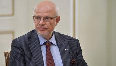 Глава президентского совета по правам человека Михаил Федотов. Архив