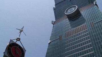 Башня Тайбэй 101 в Тайване