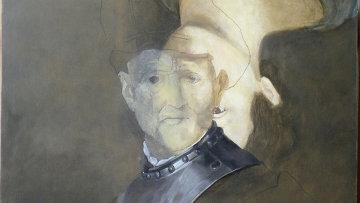 Картина Рембрандта, раскрытая физиками из германского синхротронного центра DESY
