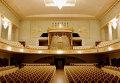 Зрительный зал Санкт-Петербургcкого государственного театра музыкальной комедии