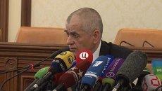 Я люблю молоко -  Онищенко на переговорах по поставкам вина из Грузии