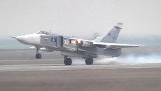 Пилоты бомбили полигон с самолетов и указывали флоту на морские цели
