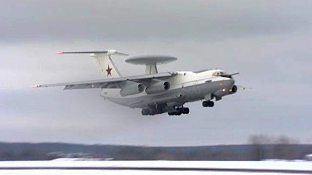 Самолет-гриб: секреты нового разведчика А-50у