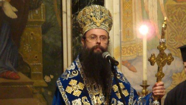 Пловдивский митрополит Николай