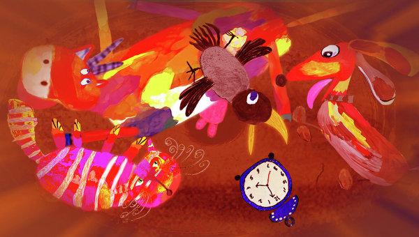 Анимационный фестиваль