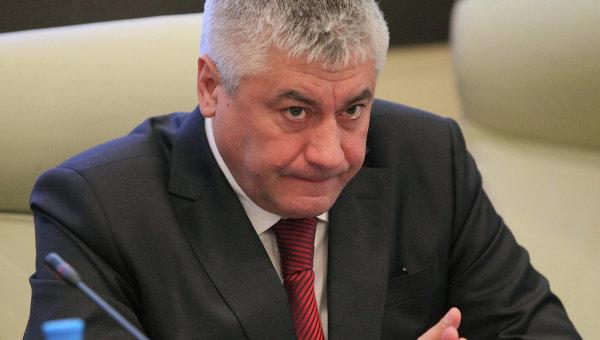 Министр внутренних дел РФ Владимир Колокольцев. Архив