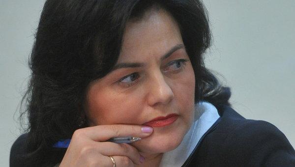 Татьяна Шевцова. Архивное фото