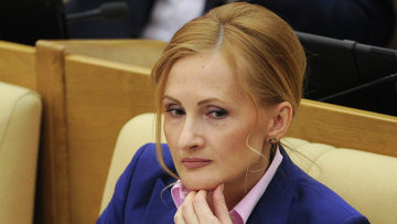 Председатель комитета ГД по безопасности и противодействию коррупции Ирина Яровая. Архивное фото