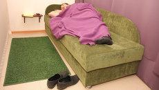 Открытие в Новосибирске Центра дневного сна