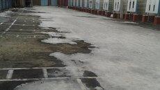 Новосибирск, территория ГИБДД