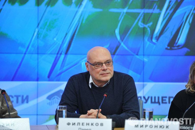 Павел Филенков