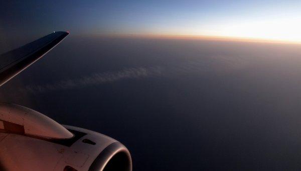 Полет над Индонезией. Архивное фото