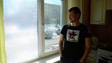 Новосибирский оппозиционер Андрей Терехин