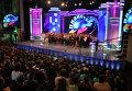 """Выступление артистов на открытии штаб-квартиры """"Планеты КВН"""""""