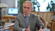 Губернатор Ульяновской области Сергей Морозов