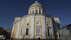 Александро-Невская лавра в Петербурге. Архивное фото