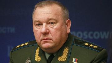 Владимир Шаманов. Архивное фото