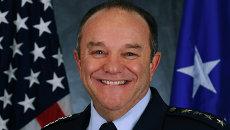 Генерал ВВС США Филип Бридлав
