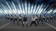 Автор Gangnam Style опять покорил интернет. Кадры из клипа Gentlemen
