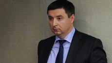Заместитель министра труда и социальной защиты РФ Андрей Пудов. Архивное фото