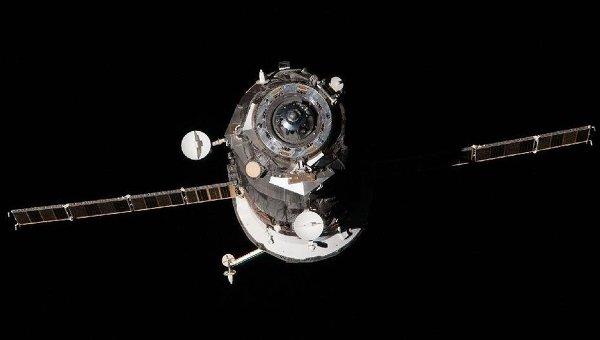 Космический грузовик Прогресс, архивное фото
