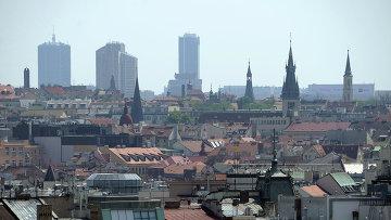 Прага.Архивное фото.
