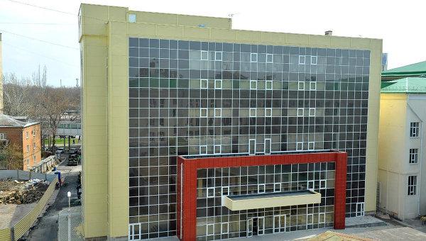 Крупнейший конгресс-холл открылся в Ростове