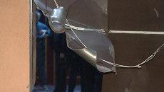Бомба взорвалась у дома бывшего чиновника в Махачкале. Кадры с места ЧП
