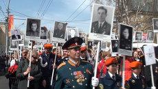 Ушедшие ветераны вернулись на парады Победы благодаря детям и внукам