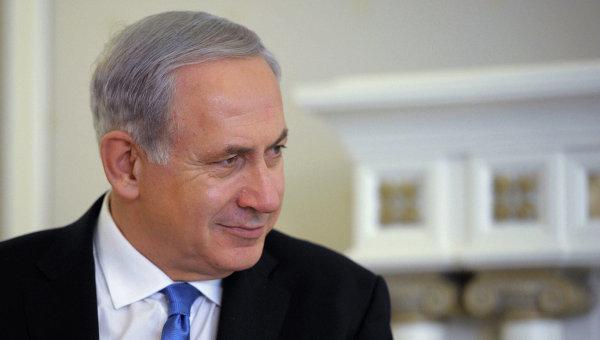 Б.Нетаньяху, архивное фото