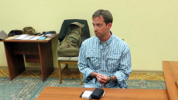 Органами контрразведки ФСБ России задержан Фогл Райан Кристофер
