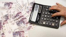 Рубль немного укрепляется к бивалютной корзине в начале торгов - 40,15 рубля
