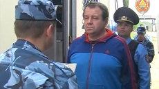 Авиадебошира Кабалова экстрадировали в Россию из Белоруссии. Оперативные кадры