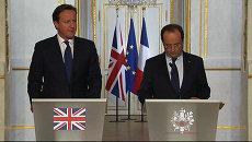 Кэмерон об убийстве военнослужащего во время перестрелки в Лондоне