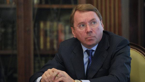 Управляющий делами президента РФ Владимир Кожин, архивное фото