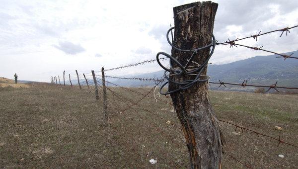 МИД Украины не рекомендует гражданам посещать Абхазию и Южную Осетию