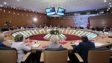 Заседание Общественной палаты. Архивное фото