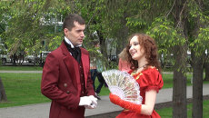 Пушкинский день в Новосибирске: пазлы, вальсы, сказки