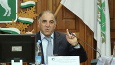 Заседание томского облизбиркома
