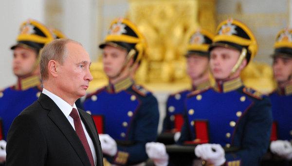 В.Путин вручил государственные премии РФ
