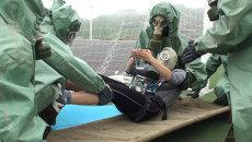 Зачем пострадавшим стакан воды: репортаж с соревнований юных спасателей во Владивостоке