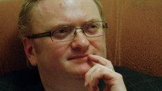 Депутат Законодательного собрания Петербурга Виталий Милонов. Архивное фото