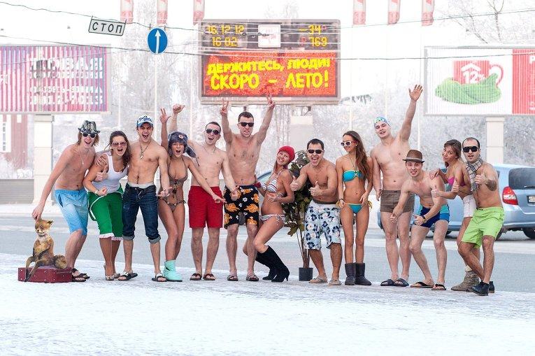 Фото на морозе получило гран-при конкурса Я из Томска