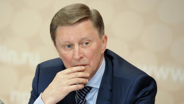 Руководитель администрации президента РФ Сергей Иванов, архивное фото
